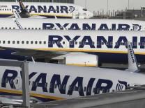 Ryanair veroeffentlicht Ergebnis 1. Quartal