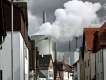zehn-punkte-plan von altmaier - Kohlekraftwerk Staudinger