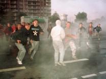 20 Jahre Ausschreitungen in Rostock Lichtenhagen