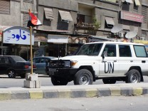 UN ends Syria observer mission