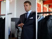 Einkleidung FC Bayern Muenchen