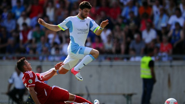 FC Hennef 05 v 1860 Muenchen - DFB Cup