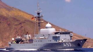 Flottendienstboot 'Oker'