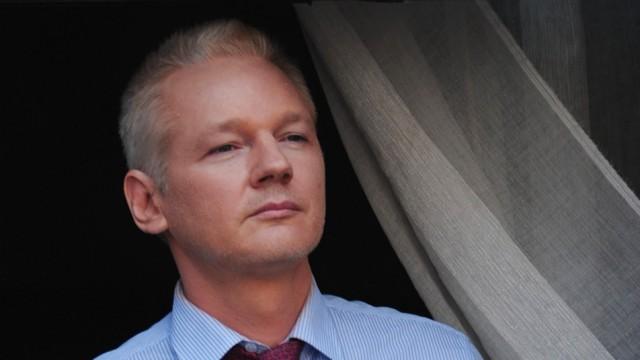Julian Assange Wikileaks-Gründer Assange