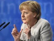Angela Merkel, Klimagipfel Kopenhagen; AP