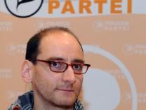 Piratenpartei - Johannes Ponader