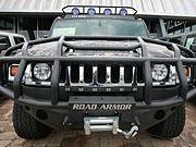 GM Hummer, AFP