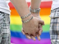Ministerin will volles Adoptionsrecht für homosexuelle Paare