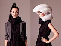 Mode aus Schweden: Eigentlich müsste ein Helm unsichtbar sein, fanden die schwedischen Industriedesignerinnen Anna Haupt und Terese Alstin und entwickeln dieses Air-Bag-Modell. Der Air-Bag ist in eine