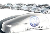 VW Golf VII, VW Golf, Kompaktklasse, Golf, Opel Astra, Ford Focus