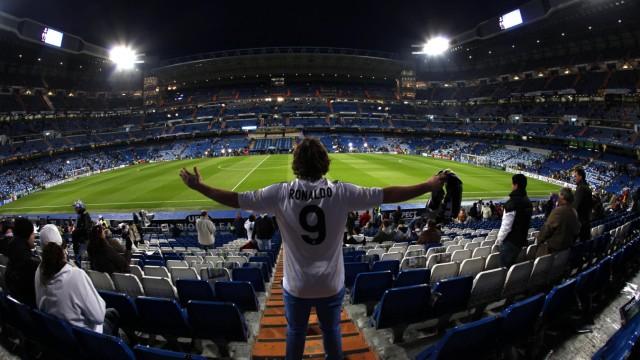 Real Madrid Vereine rüsten digital auf