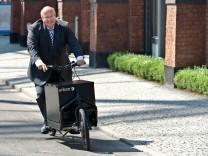 Umweltminister besucht EUREF-Campus in Berlin
