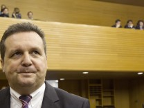 Baden-Württembergs Ministerpraesident Stefan Mappus (CDU)