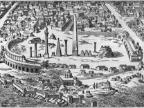 Constantinople Konstantinopel, das heutige Istanbul, 500 nach Christus