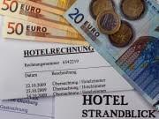 Hotel Mehrwertsteuersatz; dpa