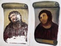 Fresko Jesus Borja