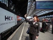 Hamburg-Köln-Express, HKX, Bahn, Zug