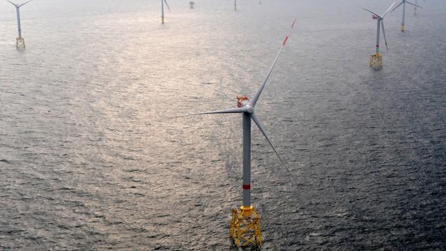 Offshore Windpark Alpha Ventus