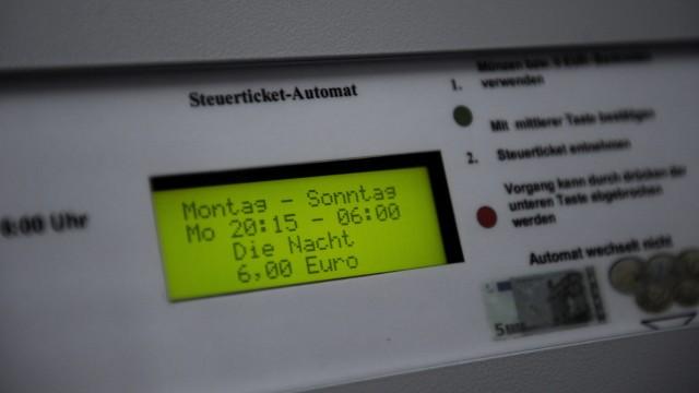 Sexsteuerautomat beschert Bonn im ersten Jahr 35.200 Euro