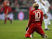 Arjen Robben Bayern rtr