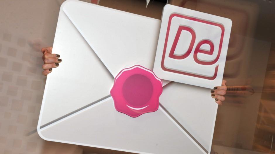 Telekom mit De-Mail am Start