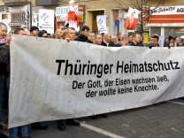 NPD-Demo in Berlin 2001