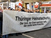 NPD-Demo in Berlin 2001