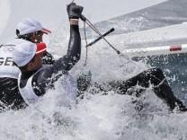Olympia 2012: Segeln