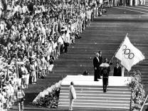 Eröffungsfeier der XX. Olympischen Spiele in München 1972