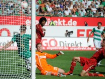 SpVgg Greuther Fuerth - FC Bayern Muenchen
