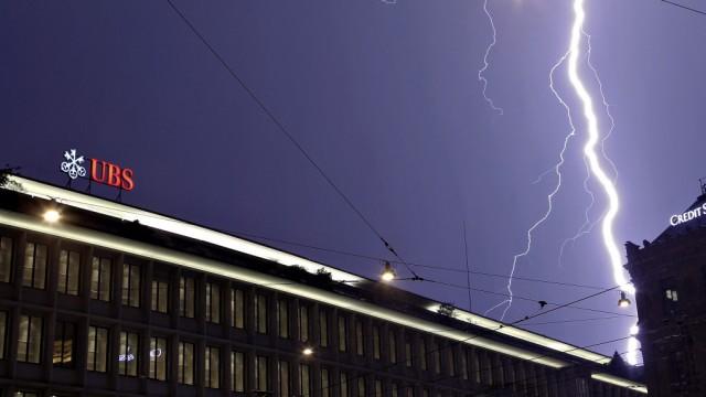 UBS Steuer-CD Steuerhinterziehung Schweiz
