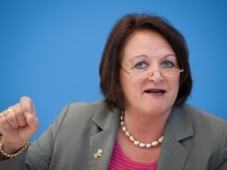 Justizministerin Leutheusser-Schnarrenberger