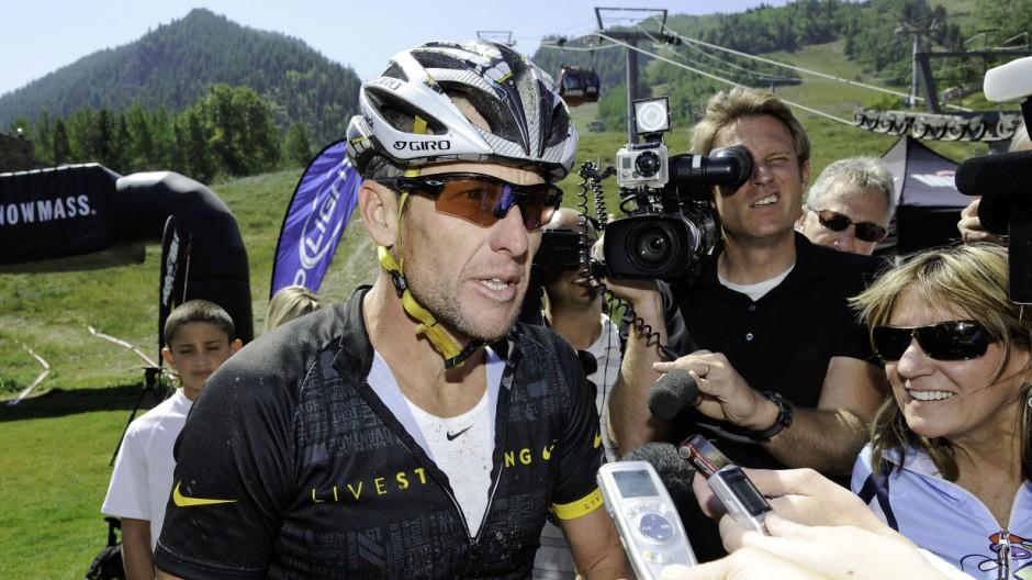 lance armstrong dopingvorwürfe