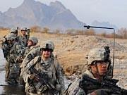 Nato Afghanistan Taliban Strategie Joschka Fischer, dpa