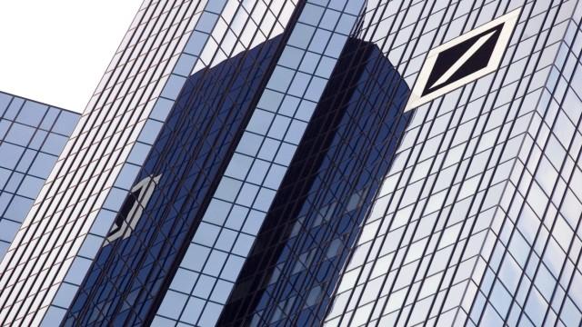 Deutsche Bank Bankenaufsicht Bafin