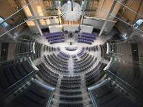Bundestag Neues Wahlrecht