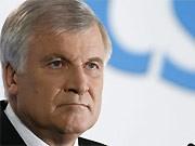 Horst Seehofer, CSU, ddp