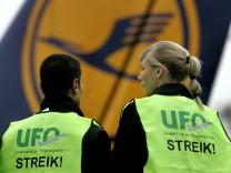 Lufthansa droht Streik zum Ferienende