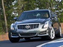 Cadillac ATS, Cadillac, ATS, Limousine, Mittelklasse, Audi, Mercedes, BMW