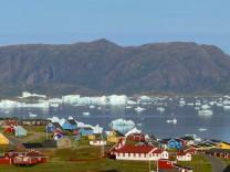 Grönland Dänemark Wandern Südgrönland Narsaq