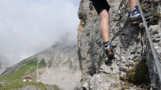 Klettersteig Eitweg : Klettersteige mit kindern das sollten sie unbedingt beachten