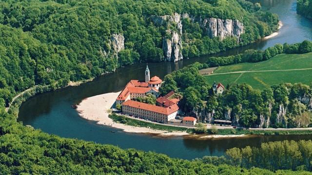 Kloster Weltenburg, Radfernwege in Deutschland, Donau-Radweg