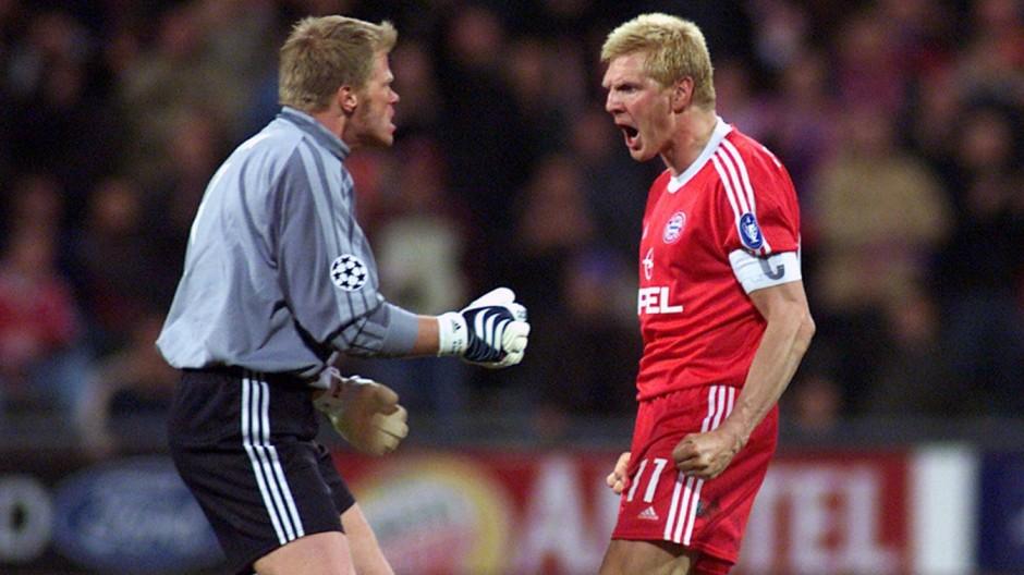 FC Bayern Oliver Kahn Stefan Effenberg