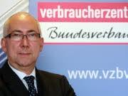 Verbraucherschützer Gerd Billen, private Altersvorsorge, Gerd Billen; AP