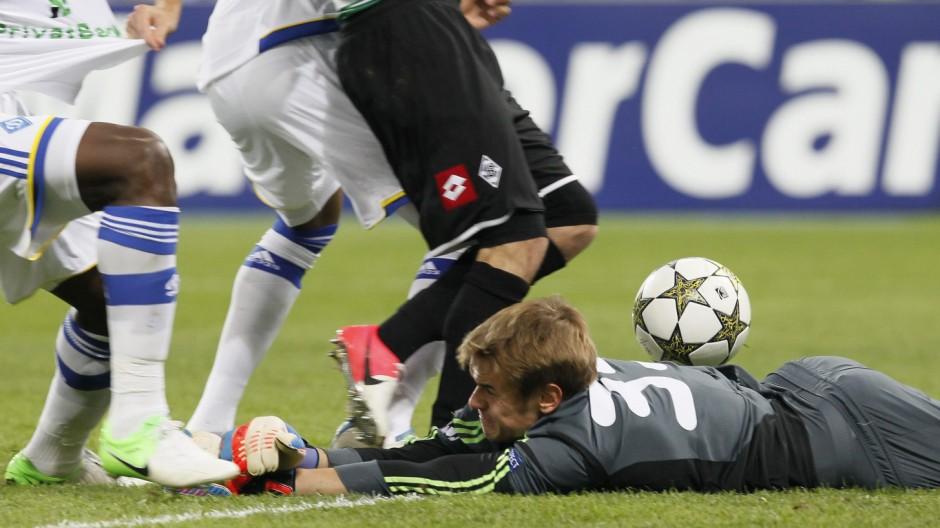 Dynamo Kiev vs Borussia Monchengladbach