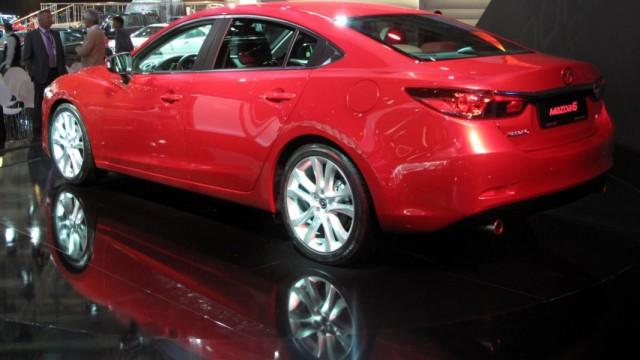 Mazda 6, Mazda, Mittelklasse, Limousine