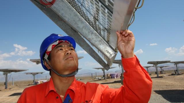Solar-Energie Solarsubventionen in China
