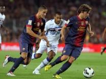 FC BARCELONA VS. SAMPDORIA
