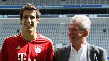 Javier Martinez Signs For FC Bayern Muenchen