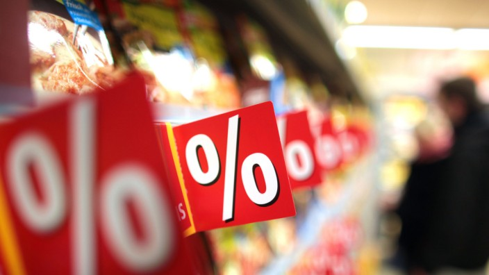 Ladenöffnungszeiten - Rewe Supermarkt